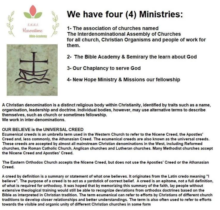 4ministries
