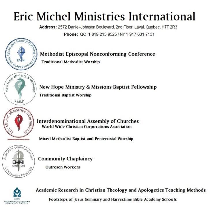 EMMI ministries